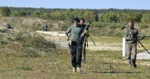 На Черкащині Завершилися спільні військові навчанняз