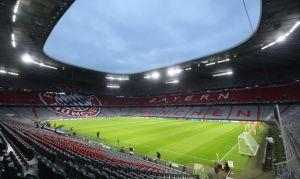 Футбол: «Баварії» дозволили заповнювати стадіон
