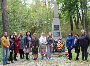 Черкасчина: Почтили память жертв Холокоста