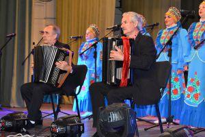Луганщина: Концертом вітали з ювілеєм