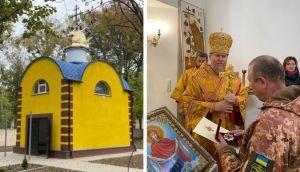 Чернігівщина: Капличка Покрови Пресвятої Богородиці