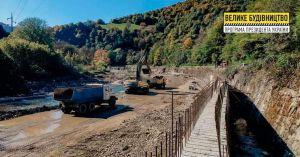Закарпатье: Продолжается ремонт местных дорог