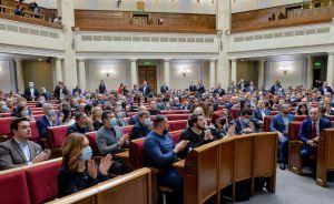 Першим заступником Голови Верховної Ради обрано Олександра Корнієнка