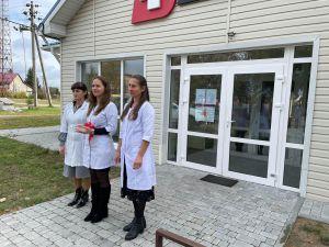 Ривненщина: В селе Блажово открыли амбулаторию