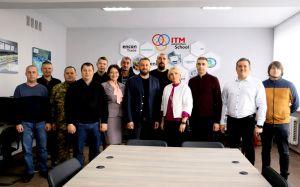 Житомир: Ветеранов учат основам автоматизации