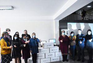 Компьютеризируют сельские библиотеки Житомирщины