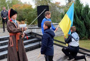 Ривненщина: Состоялось посвящение в казачки