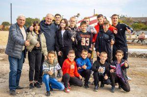Днепропетровщина: Стадион ждут все