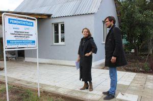 Луганщина: Медпункт для переселенців