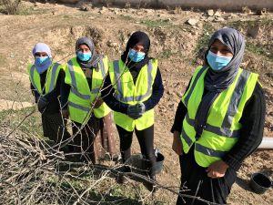 В Ираке работают над восстановлением ирригационных каналов