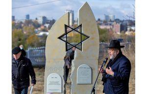 Вінниця: На місці розстрілів постав меморіал