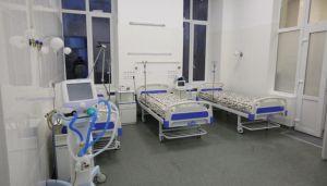 У країні розгорнули додаткові лікарні і центри  вакцинації