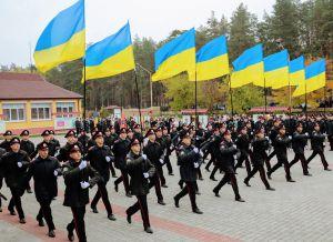 Луганщина: Ліцеїсти вперше склали присягу