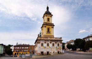 На Тернопольщине реставрируют старинную ратушу