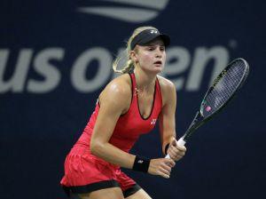 Теніс: Ястремська проти Козлової