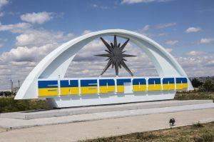 В Энергодаре остановили общественный транспорт