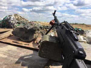 Потери на фронте: погиб военный