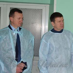 У міській лікарні Ужгорода - сучасне обладнання