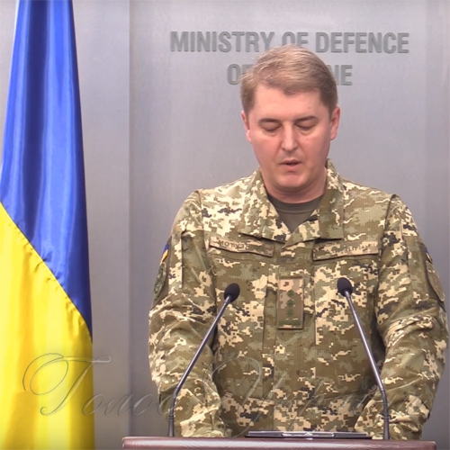 Военные дали достойный отпор врагу близ Широкино