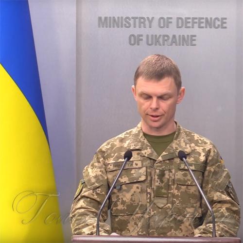 Командувач ООС С. Наєв: Кремль готується до повномасштабного наступу