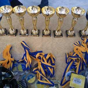 На Тернопільщині відбувся лижний чемпіонат