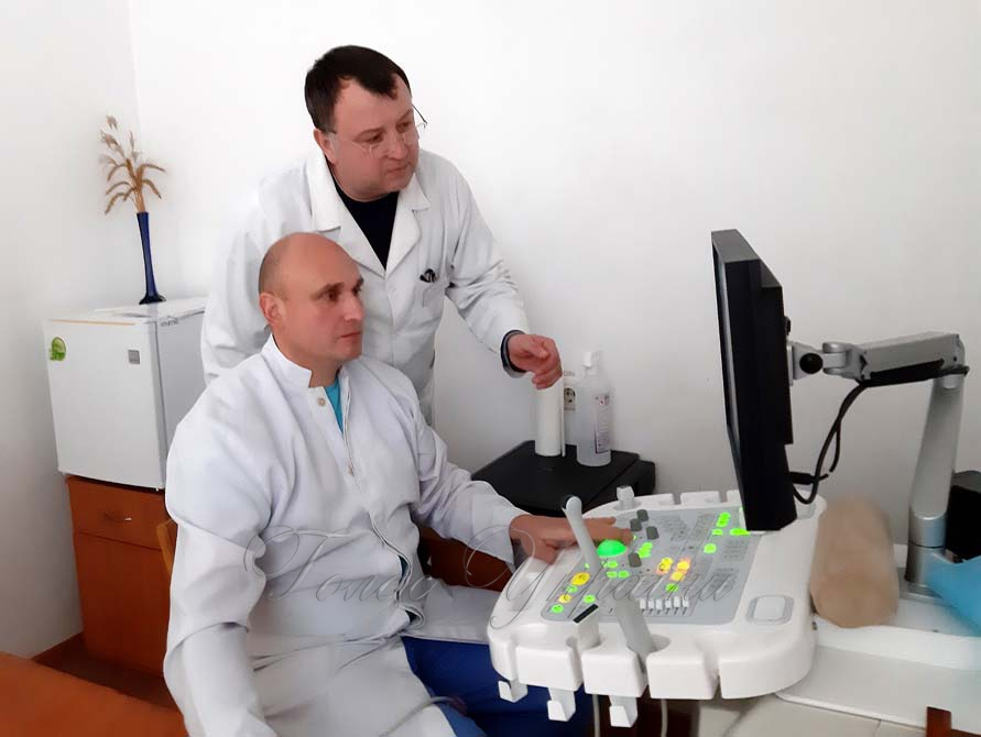 Звертаються в Добровеличківську ЦРЛ, бо отримують кваліфіковану медичну допомогу