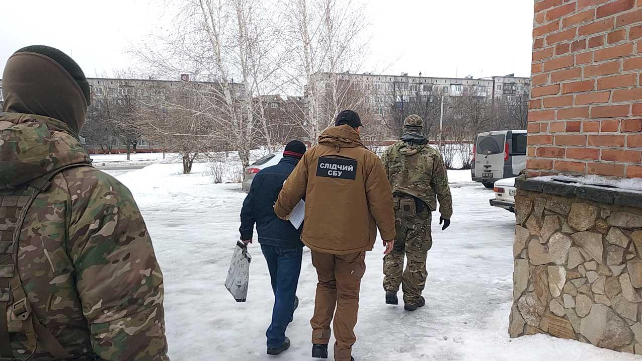 У Краматорську затримали інформатора терористів