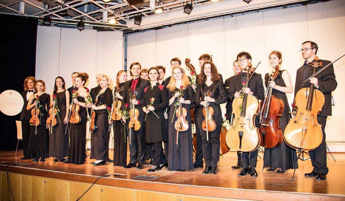 Мюнхенская публика будет слушать украинскую музыку