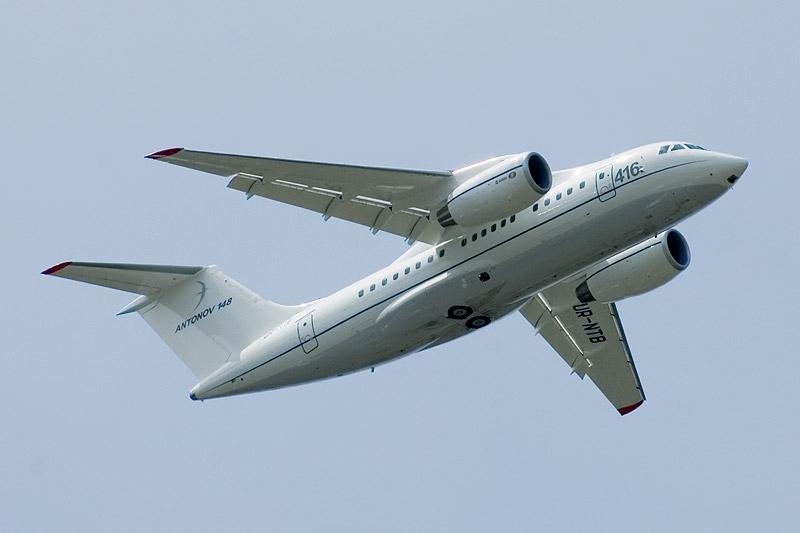 «Антонов» возобновляет производство трех самолетов