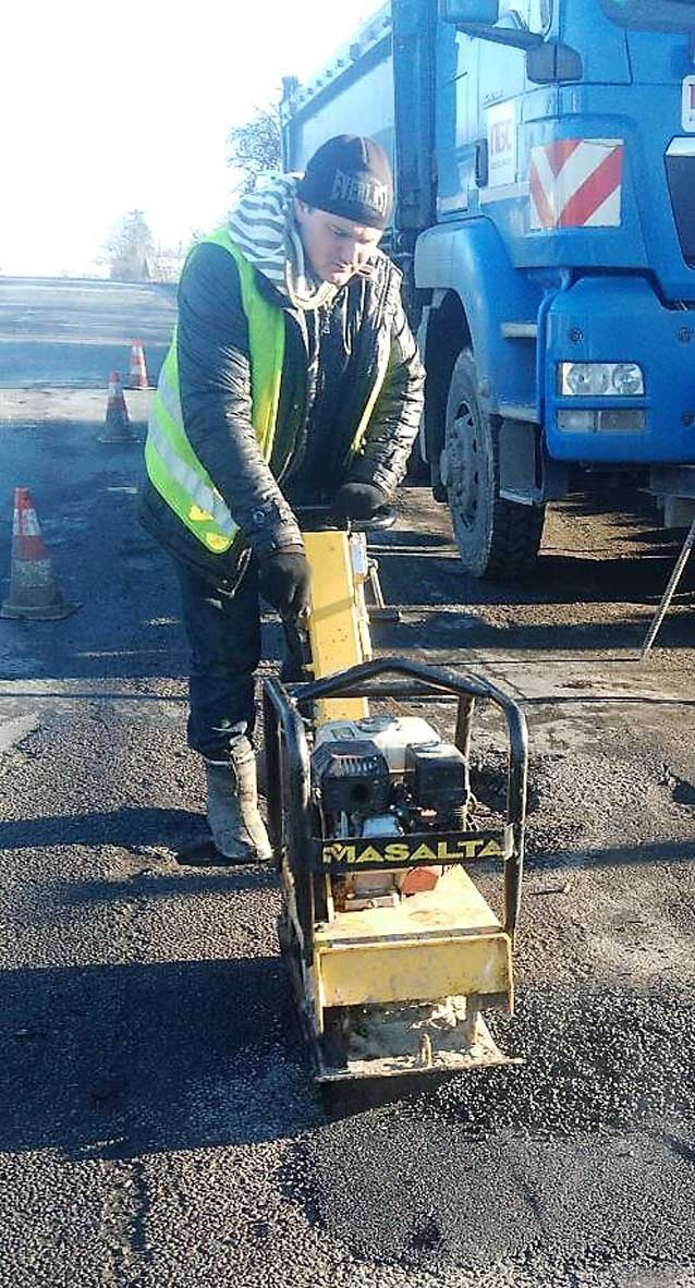 На ремонт доріг в Івано-Франківську передбачено 18 млн грн