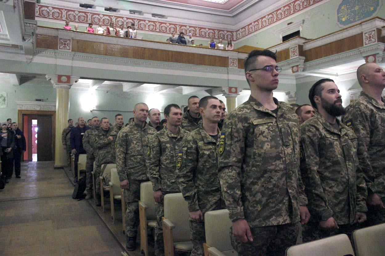 Батальйон «Донбас-Україна» святкує свою річницю