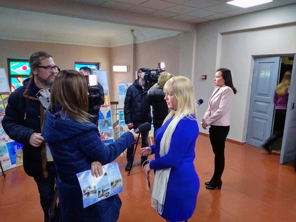 Світлана Кузіна: «Ми — не біженці, ми гордо вийшли!»