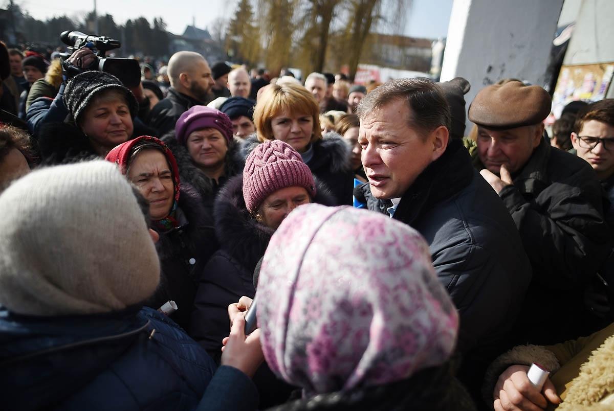 Ляшко хоче змусити Коболєва повернути 45 млн євро премії до держбюджету