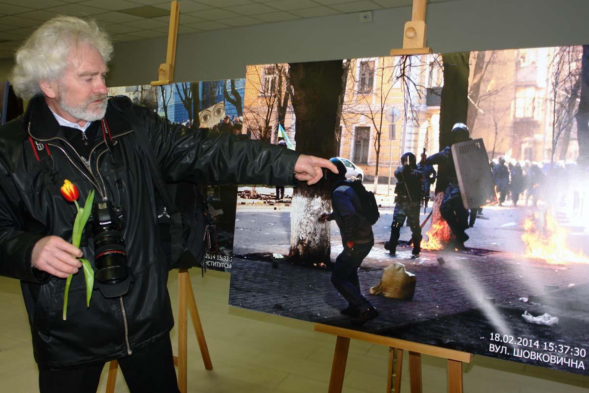 Олександр Тимошенко: «На Майдані був дух гідності простих людей»