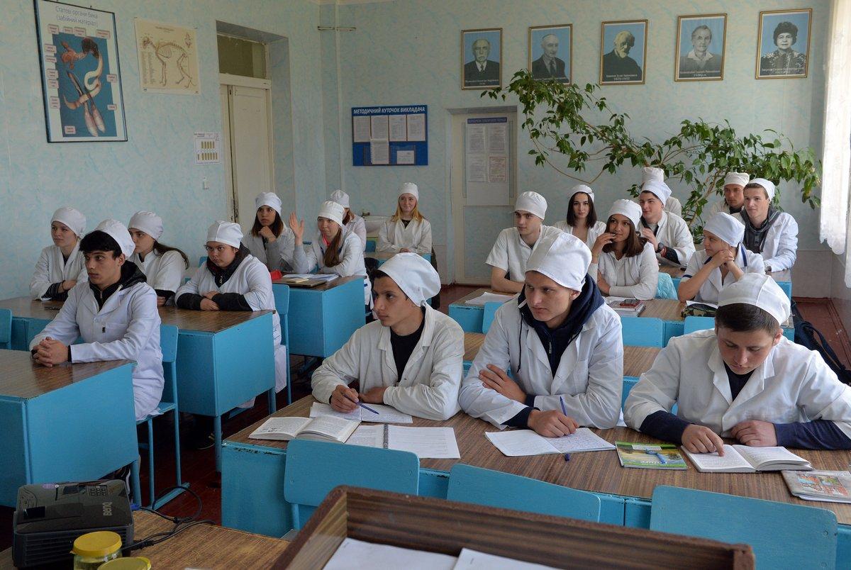 Коледжі готуватимуть професійних молодших бакалаврів
