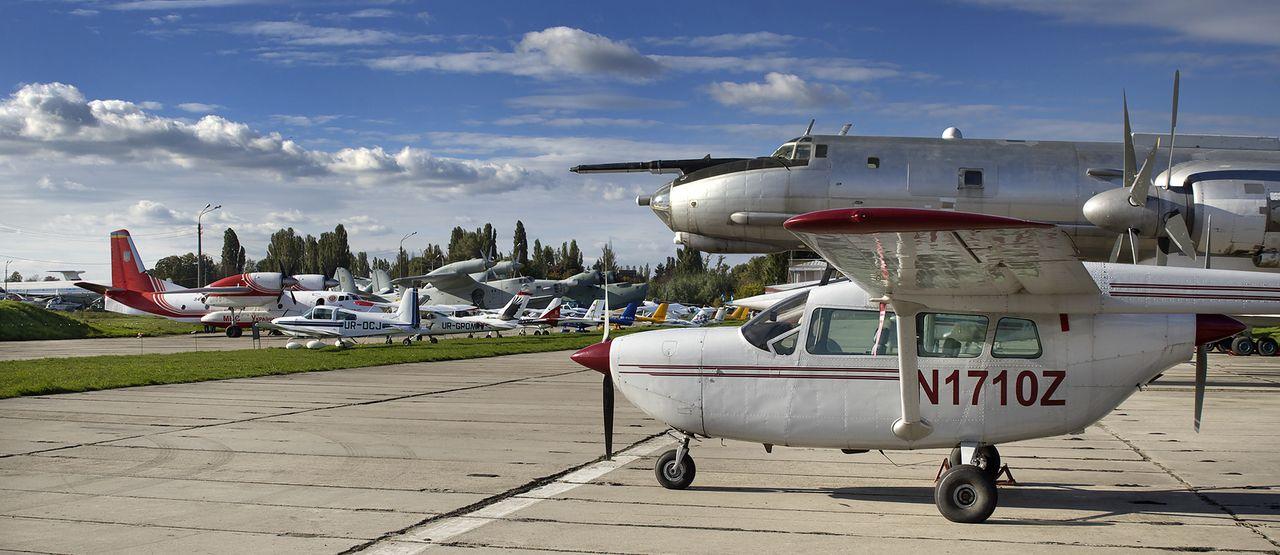 Державний музей авіації імені Олега Антонова увійшов до двадцятки кращих