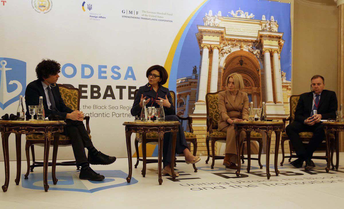 Чорне море має стати морем співробітництва
