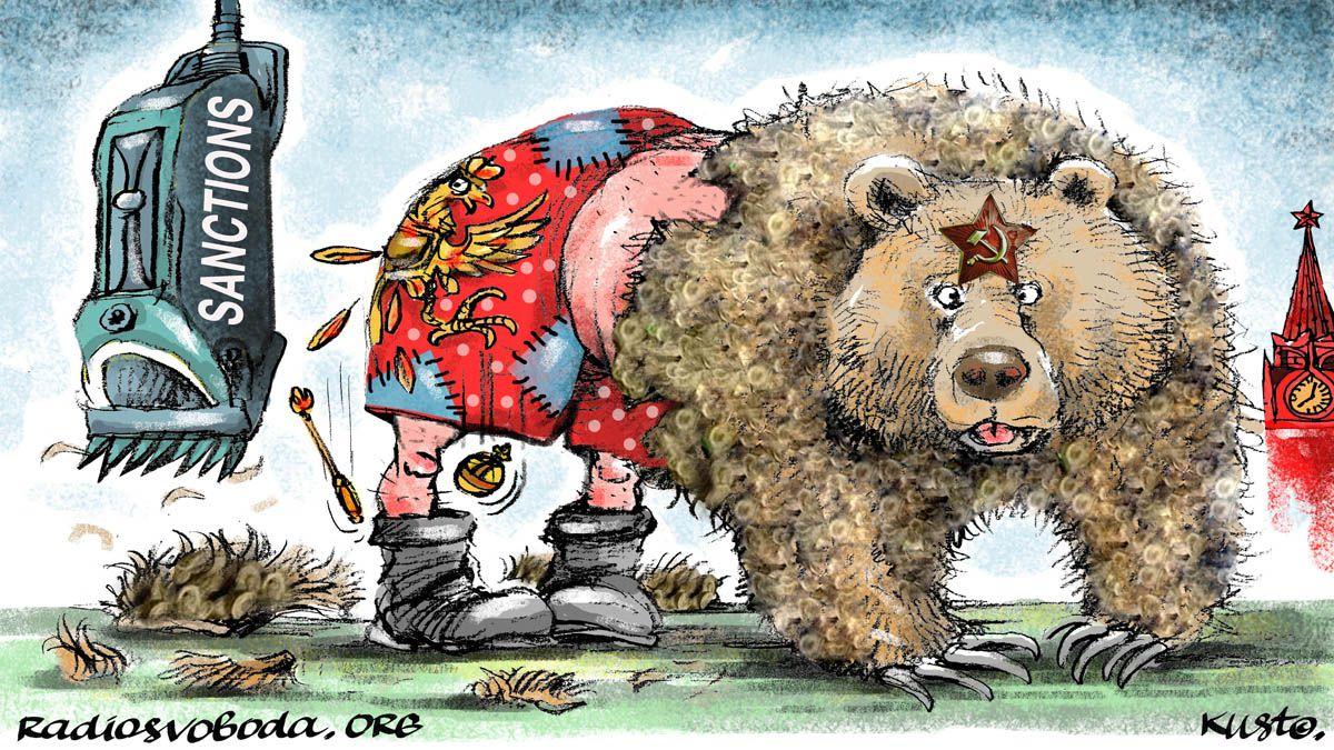 Американські санкції продовжено ще на рік