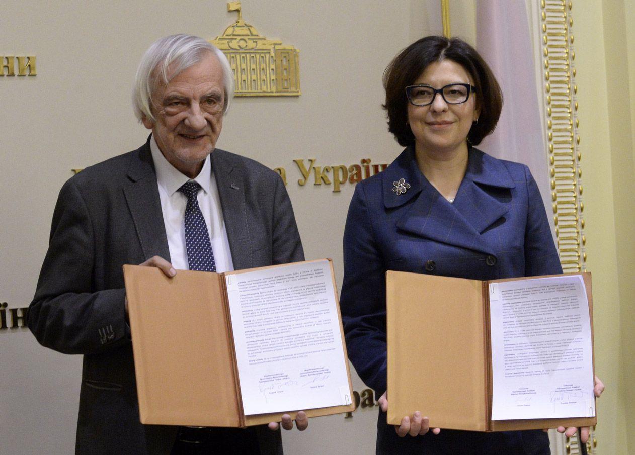 Безпека Європи залежить від ефективної  співпраці між Києвом та Варшавою