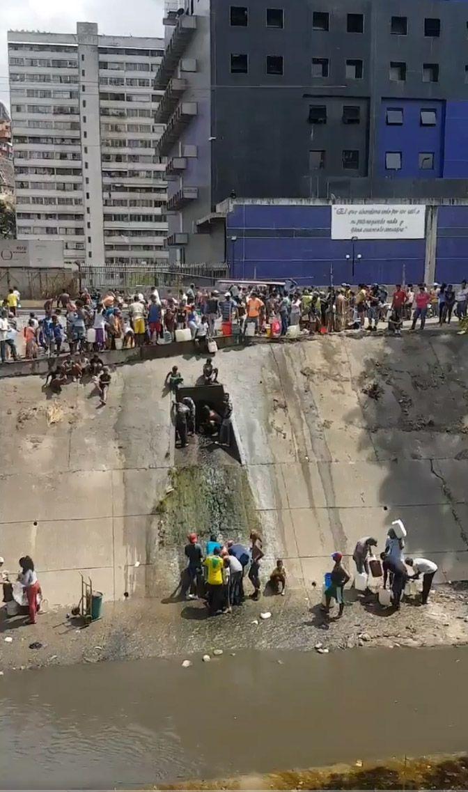 Венесуела без світла, води  і розуміння чого чекати в майбутньому