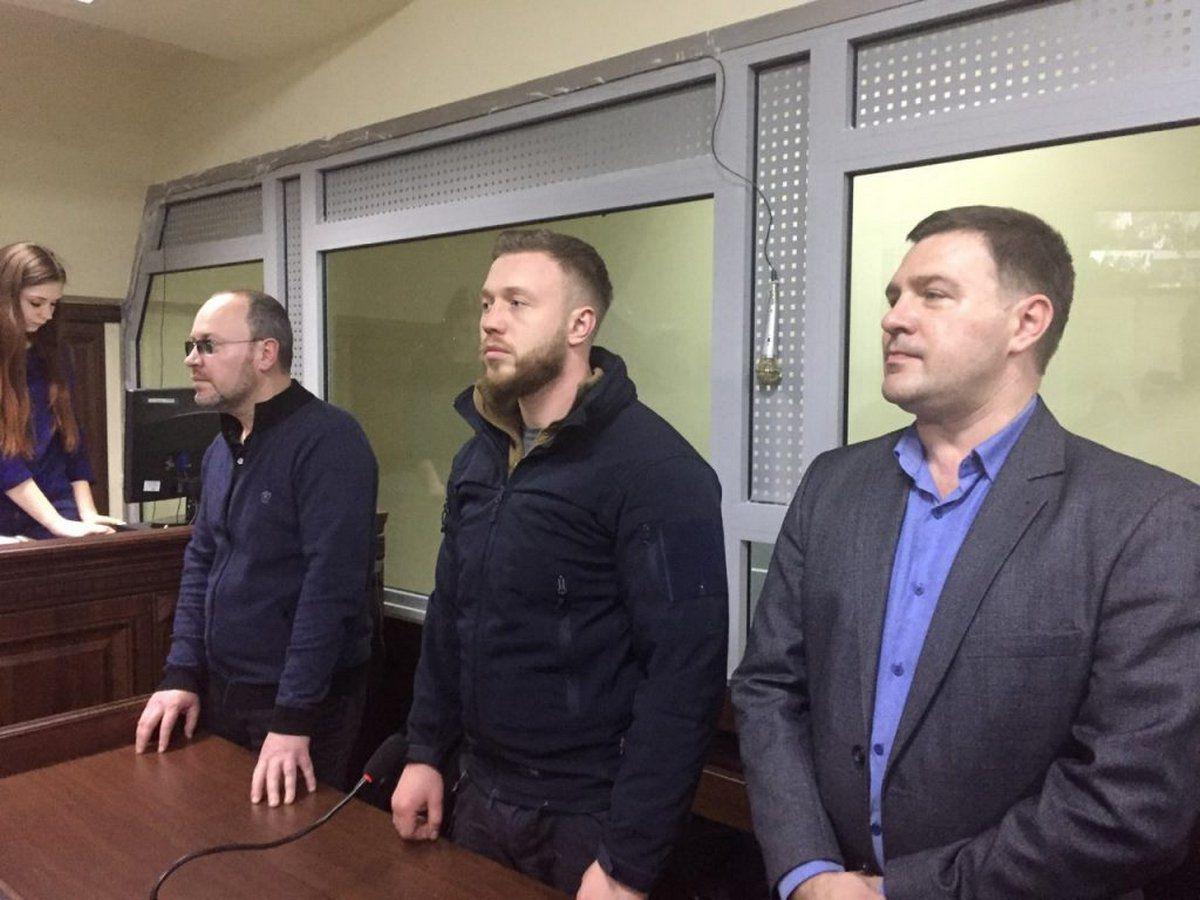 Лідера місцевих націоналістів звільнено з-під варти