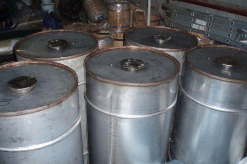 Завдяки податковим міліціонерам конфісковано 14 тонн спирту