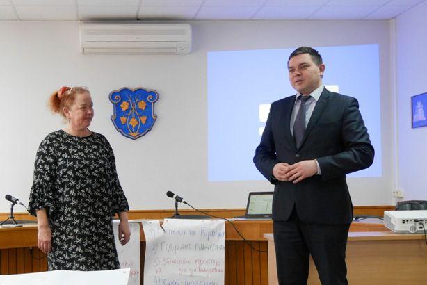 Посадовців Ужгорода навчать комунікувати з громадськістю