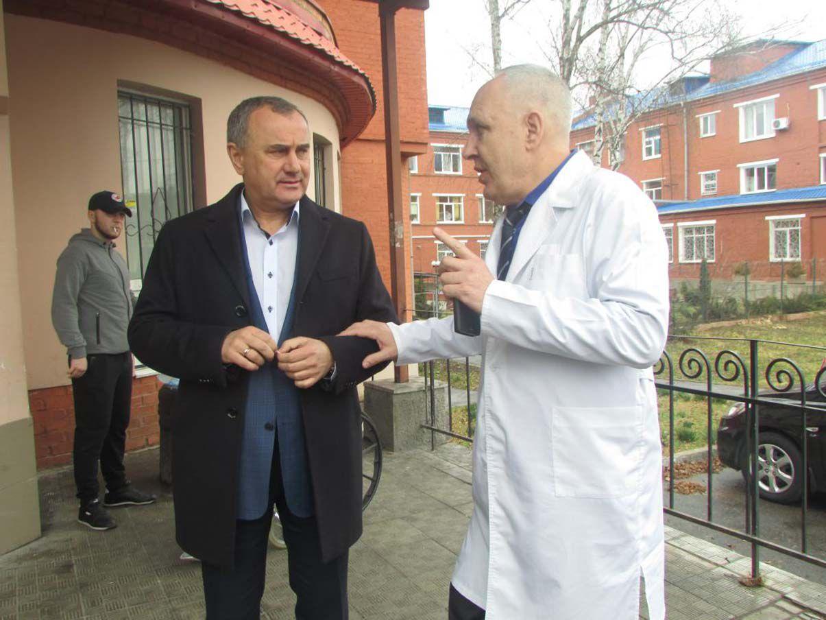 У Вінниці завершується будівництво нового корпусу екстреної медицини
