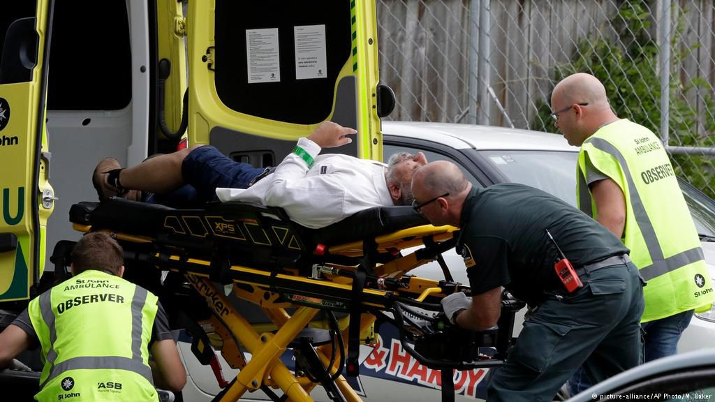Стрілянина  в Новій Зеландії.  49 загиблих