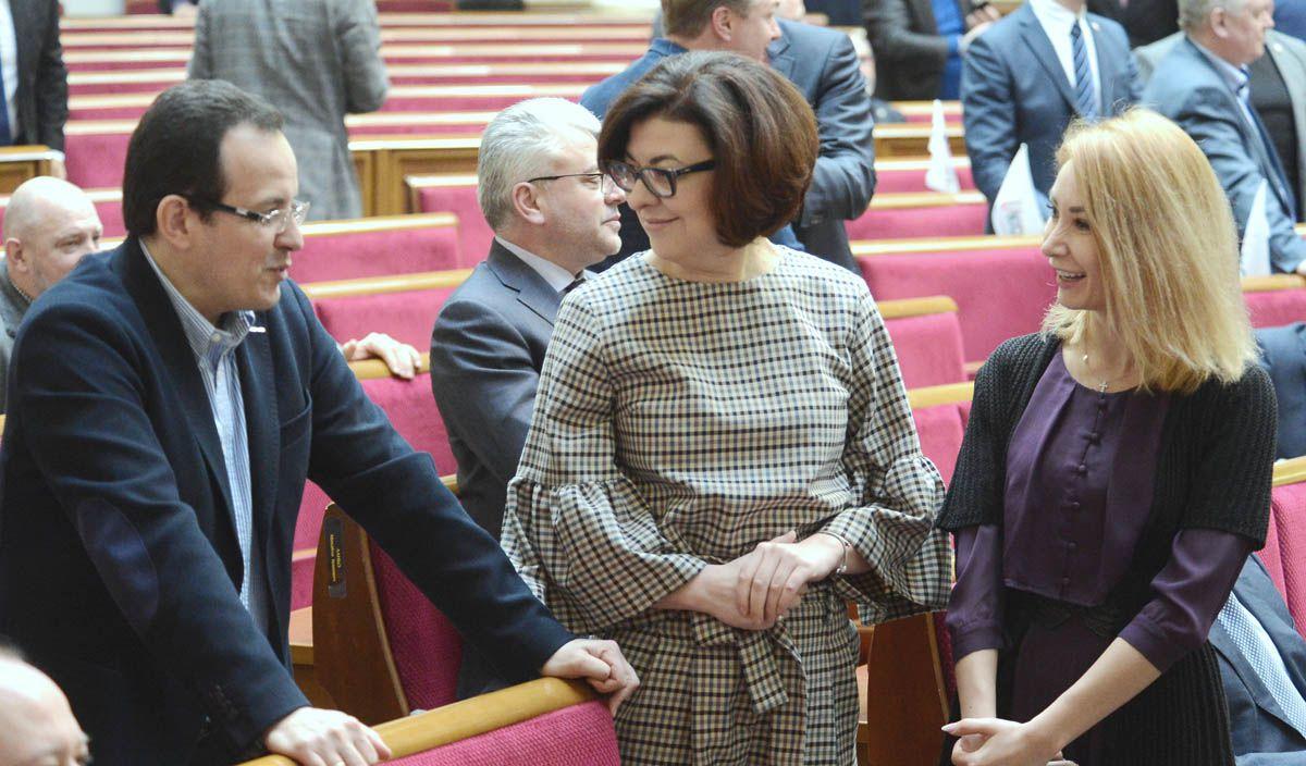 Никто не помешает народным депутатам выполнить свой исторический долг — принять закон о языке