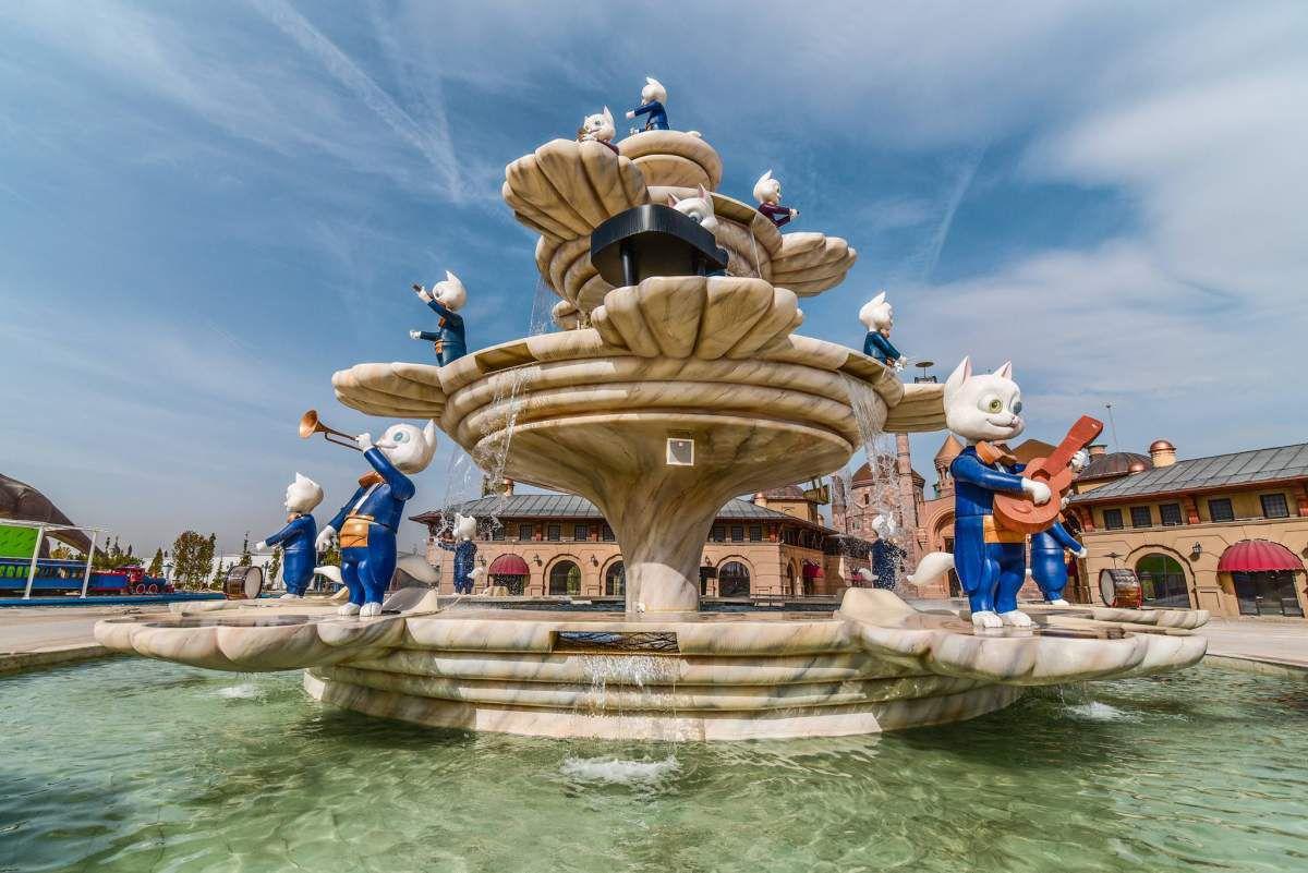 Величезний парк розваг відкрився в Анкарі