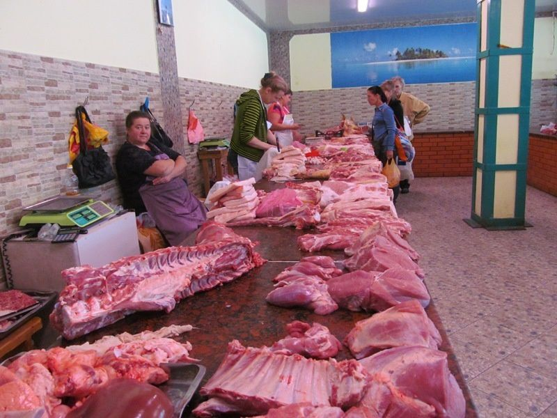 Пост, но спрос на мясо в Черновцах растет