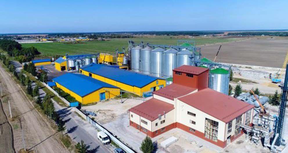 Перший на Рівненщині олійний завод побудувала агрокорпорація «Крупець»