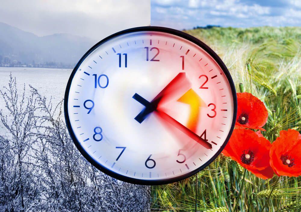 Не забути перевести годинник